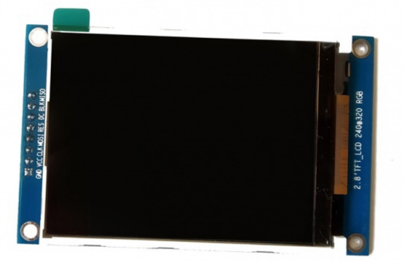 2.8 Inch TFT Color Screen LCD Display Module Drive ST7735 ILI9225 ILI9341 Interface SPI 128*128 240*320